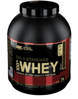 ON Whey Gold Standard 2270g Double Rich Choco